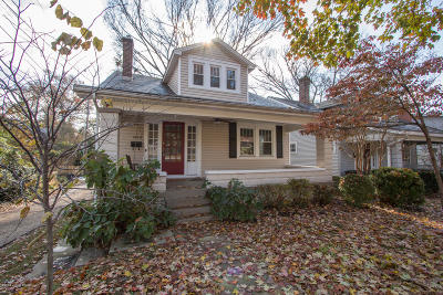 Single Family Home For Sale: 1864 Harvard Dr
