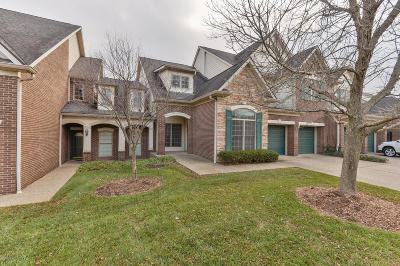 Condo/Townhouse For Sale: 14911 Tradition Dr