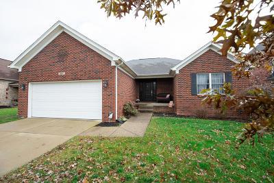 Single Family Home For Sale: 607 Harris Ridge Rd