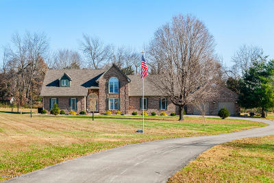 Elizabethtown KY Single Family Home For Sale: $519,000