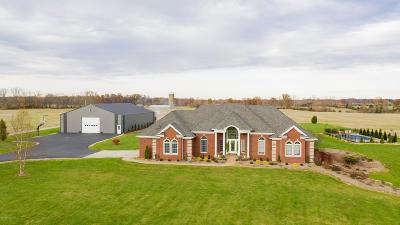Jefferson County Farm For Sale: 11384 W Polk Rd