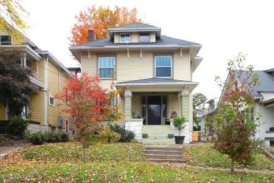 Louisville Single Family Home For Sale: 2081 Sherwood Ave