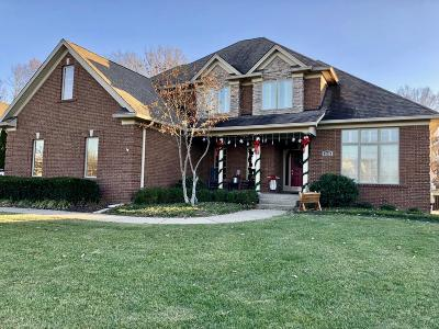 Single Family Home For Sale: 2705 Heather Green Blvd
