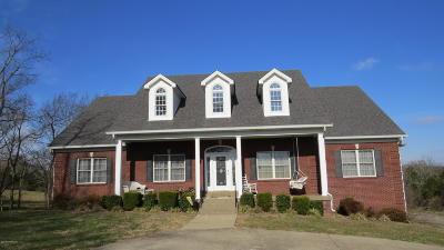 Single Family Home For Sale: 17401 Aiken Rd