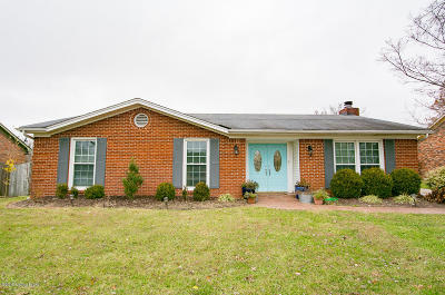 Single Family Home For Sale: 9103 Westport Rd