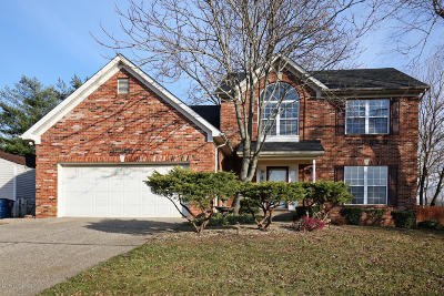 Single Family Home For Sale: 4201 Bridlepath Pl