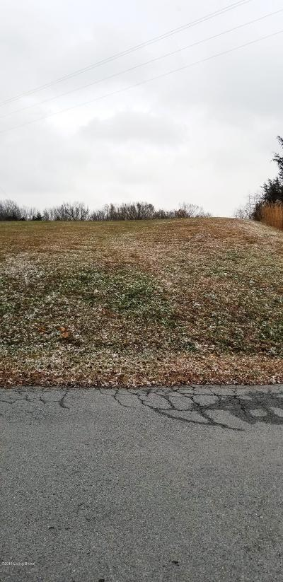 Spencer County Residential Lots & Land For Sale: Lot 1 Hickory Ln
