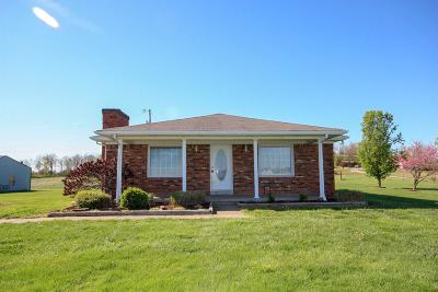 Grayson County Single Family Home For Sale: 263 Pearson Branch Rd