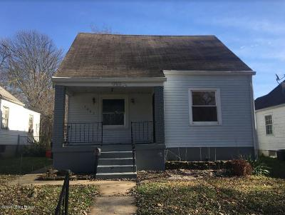 Single Family Home For Sale: 4663 Cliff Ave