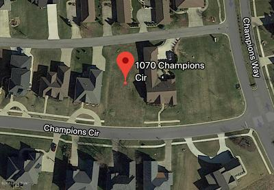 Simpsonville Residential Lots & Land For Sale: 1070 Champions Cir
