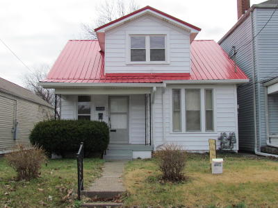 Louisville Single Family Home For Sale: 3253 Taylor Blvd