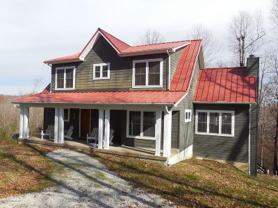Edmonson County Single Family Home For Sale: 276 Moutardier Woods Rd