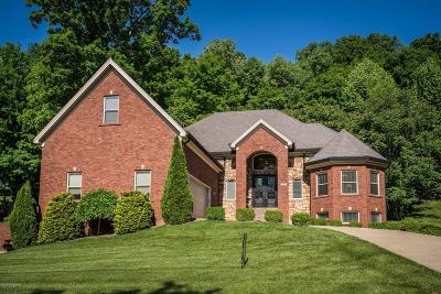 Single Family Home For Sale: 3308 Hardwood Forest Dr