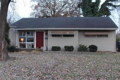 Single Family Home For Sale: 3001 Shoreham Ln