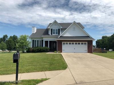 Elizabethtown Single Family Home For Sale: 110 E Mandarin