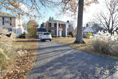 Louisville Single Family Home For Sale: 3017 Eleanor Ave