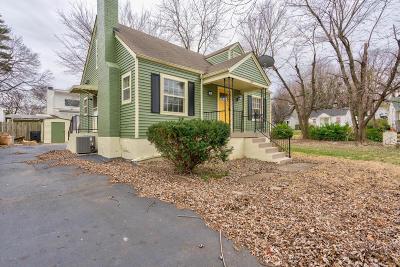 Louisville Single Family Home For Sale: 1602 Belmar Dr