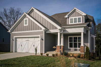 Oldham County Single Family Home For Sale: 6509 Claymont Village Dr