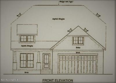 Oldham County Single Family Home For Sale: Lot 11 Claymont Village Dr