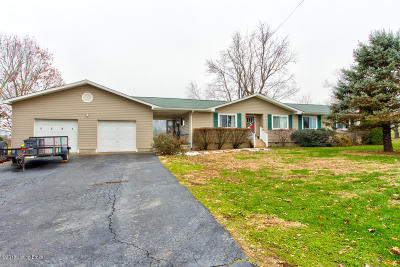 Single Family Home For Sale: 5587 Old 60 Ln
