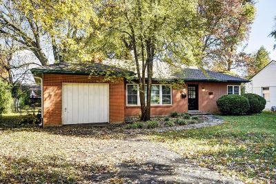 Single Family Home For Sale: 309 N Bonner Ave
