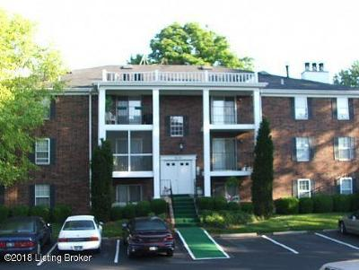Louisville Condo/Townhouse For Sale: 302 Donard Park Ave