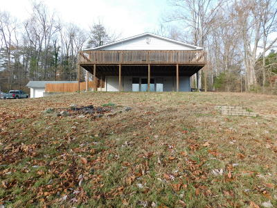 Leitchfield, Falls Of Rough, Mcdaniels, Madrid, Hudson, Rough River, Westview, Axtel, Cub Run, Bee Springs, Mammoth Cave, Wax, Brownsville, Clarkson Single Family Home For Sale: 626 Pine Ridge Rd