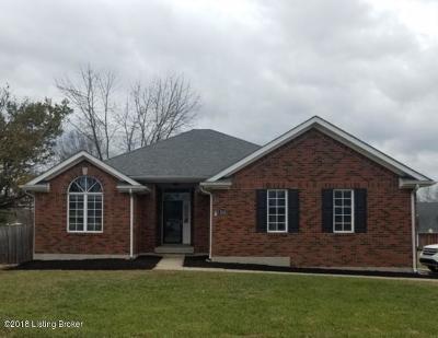 Single Family Home For Sale: 7414 Jonathan Way
