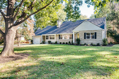 Bellemeade Single Family Home For Sale: 121 S Hampton Rd