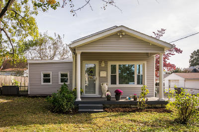 Louisville Single Family Home For Sale: 1355 Texas Ave