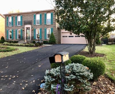 Louisville Single Family Home For Sale: 7616 Old Salem Rd