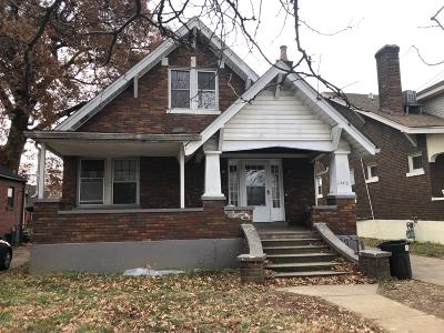 Louisville Single Family Home For Sale: 1740 Harold Ave