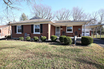 Louisville Single Family Home For Sale: 8405 Denise Dr