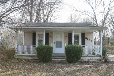 Louisville Single Family Home For Sale: 5205 Murray Ln