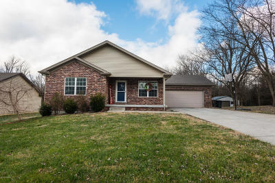 Georgetown Single Family Home For Sale: 115 Yenowine Ln