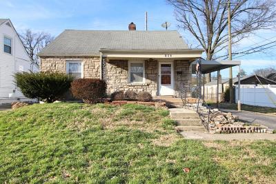 Single Family Home For Sale: 107 Freeman Ave