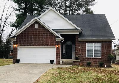 Single Family Home For Sale: 8500 Lore Ln