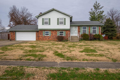 Bullitt County Single Family Home For Sale: 244 Duane Way