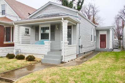 Louisville Single Family Home For Sale: 941 Mulberry St