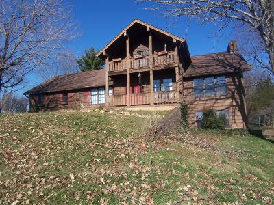 Bardstown Single Family Home For Sale: 1214 Borders Ln