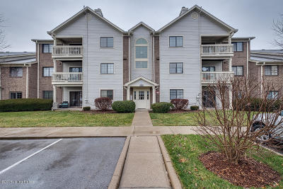 Condo/Townhouse For Sale: 3903 Yardley Ct #311