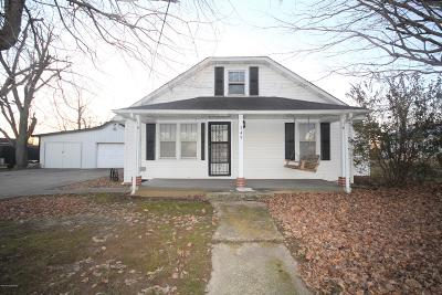 Caneyville Single Family Home For Sale: 743 N Main St