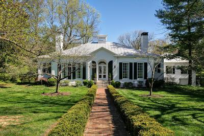 Single Family Home For Sale: 431 Mayfair Ln