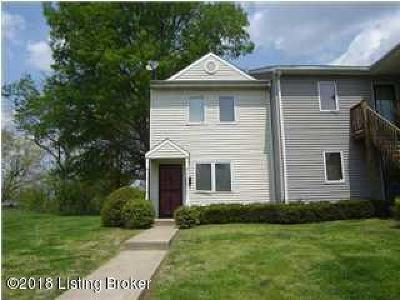 Louisville KY Condo/Townhouse For Sale: $79,000