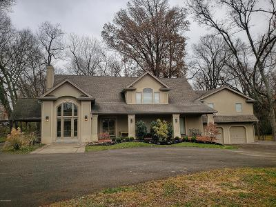 Single Family Home For Sale: 4315 Rudy Ln
