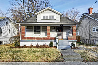 Single Family Home For Sale: 729 N Barbee Way
