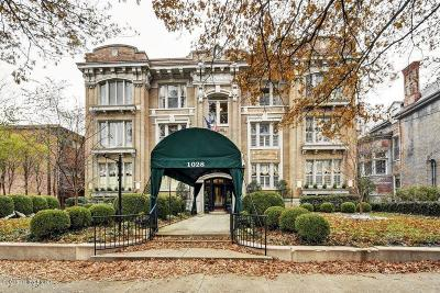 Louisville Condo/Townhouse For Sale: 1028 Cherokee Rd #2