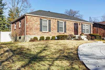 Single Family Home For Sale: 9305 Waltlee Rd