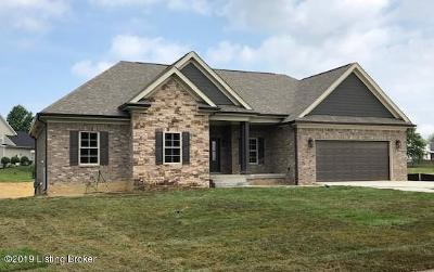 Oldham County Single Family Home For Sale: 4907 Saddlers Mill Rd