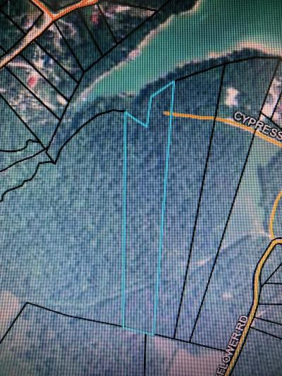 Leitchfield, Falls Of Rough, Axtel, Rough River, Mcdaniels, Madrid, Hudson, Westview, Cub Run, Mammoth Cave, Bee Springs, Wax, Clarkson Residential Lots & Land For Sale: Cypress Ln